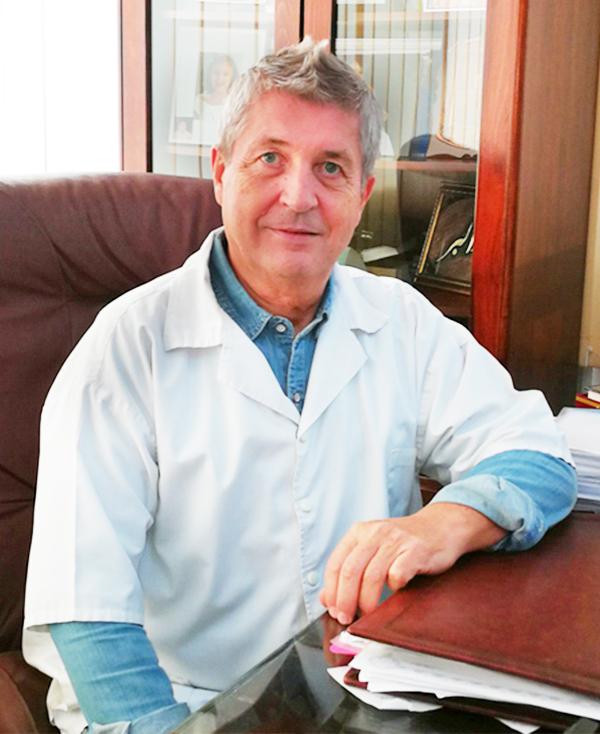 Prof. Patrut Mircea